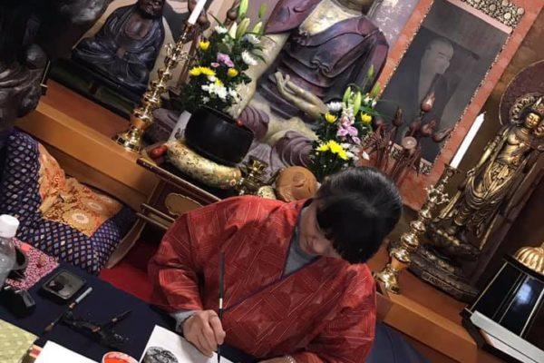 秋風コンサート(大河原町・繁昌院)10月6日(終了)