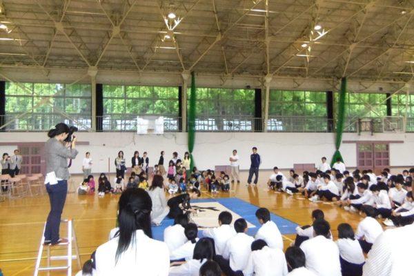 石巻北高等学校飯野川校