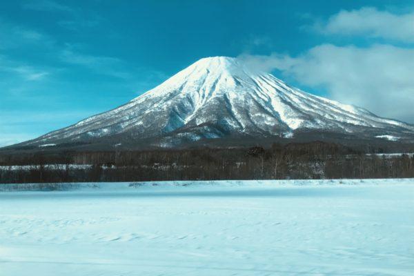 北海道倶知安町へ
